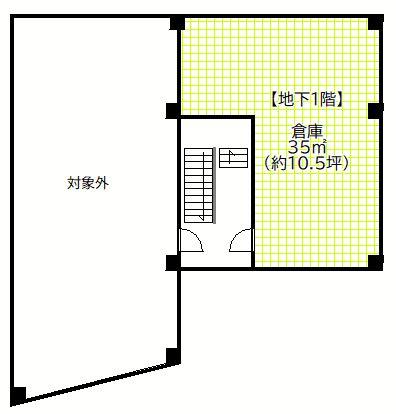 地下1階間取図